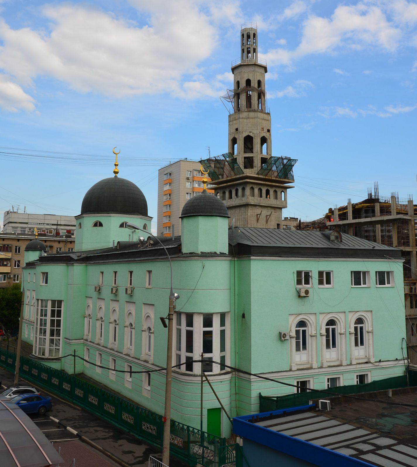 духовке мечети в москве адреса и фото анна