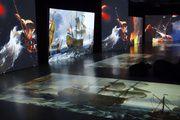 Выставка «Айвазовский — Живые полотна 2.0»