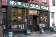 #2. McSorley's Old Ale House