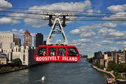 #1. Take a look on the Roosevelt Island via the aerial tram