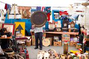 #8. Shop vintage at a flea market