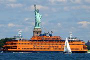 #14. Staten Island Ferry and the Statue of Liberty