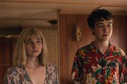 «Конец ...го мира» / The End of the F***ing World