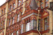Дом из русской сказки
