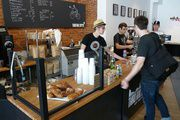 #1. Third Rail Coffee