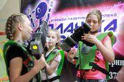 Игровой лазерный комплекс «Планета Аватар»