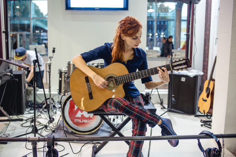Конкурс «Музторг» от выставки NAMM Musikmesse