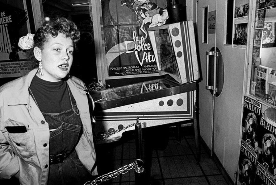 Выставка «Парижские бунтари '82»