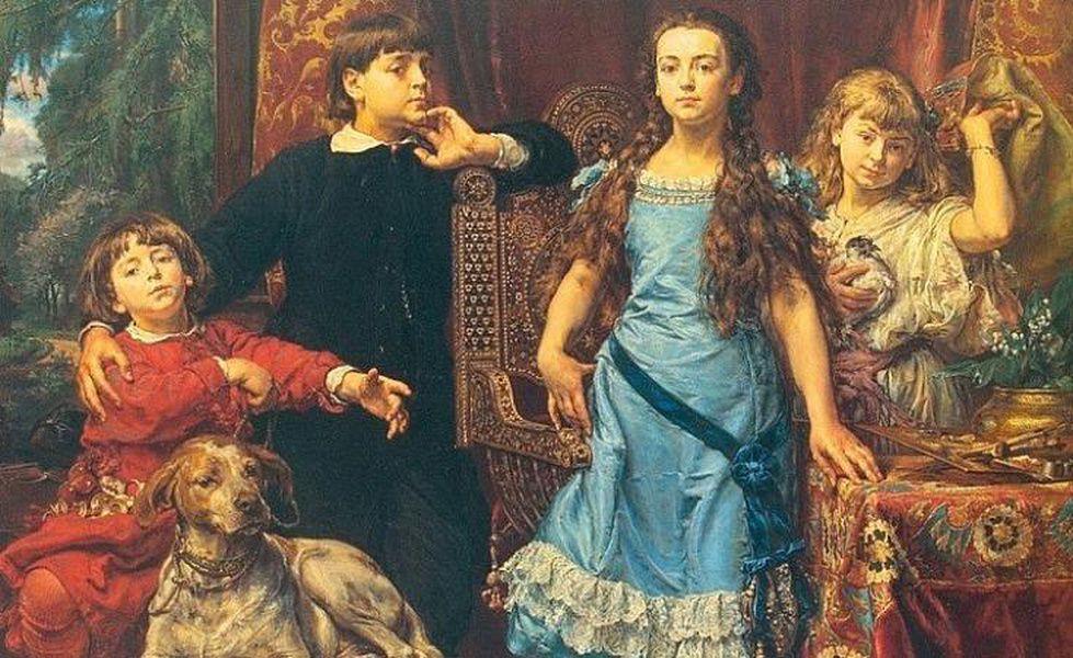 Выставка «Польская живопись»
