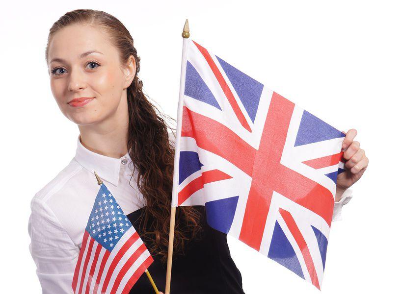 Выставка «День британского и американского образования»
