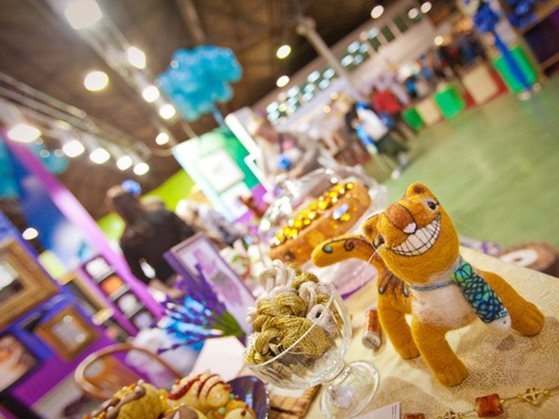 Международная выставка рукоделия «Craft. Business&Hobby»