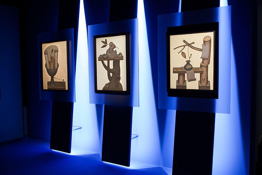 Выставка «ИГРА» вМузее AZ