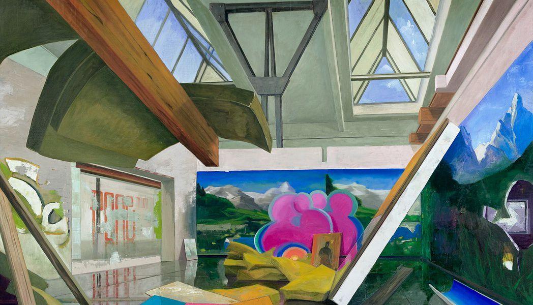 Выставка «Мартин Каспер. Архитектура и трансгрессия»