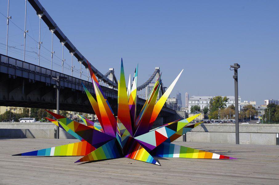 Биеннале уличного искусства «Артмоссфера»