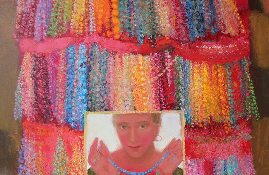 Выставка кукол и живописи Катерины Косьяненко