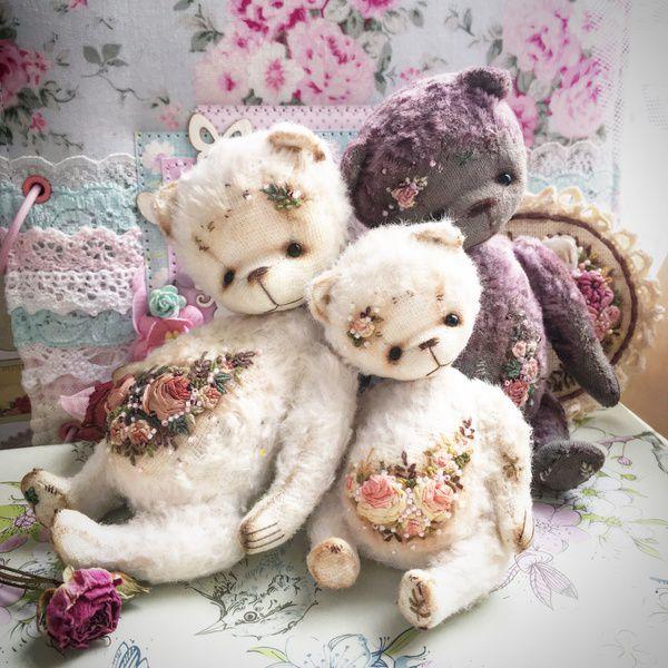 Выставка мишек на Тишинке Hello Teddy