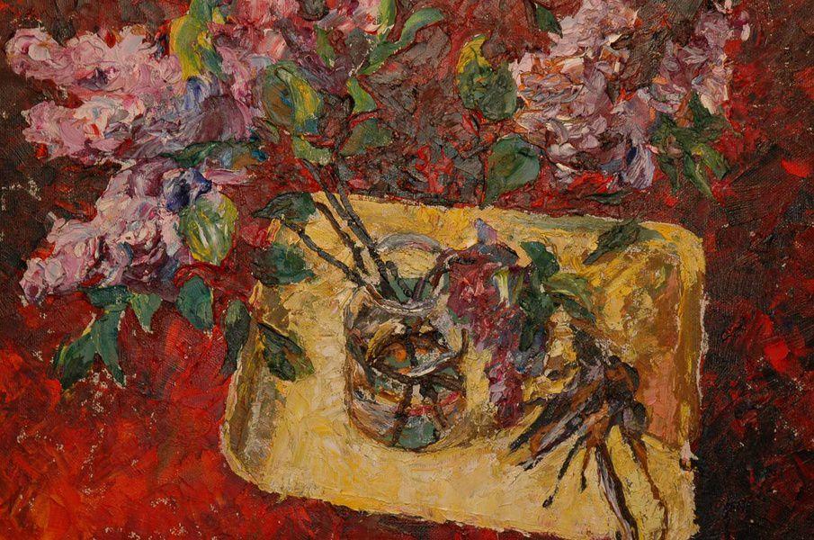 Выставка произведений Виталия Верниковского