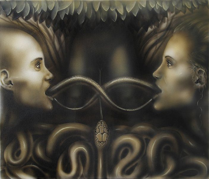 Выставка Владимира Селиванова (Silvan)