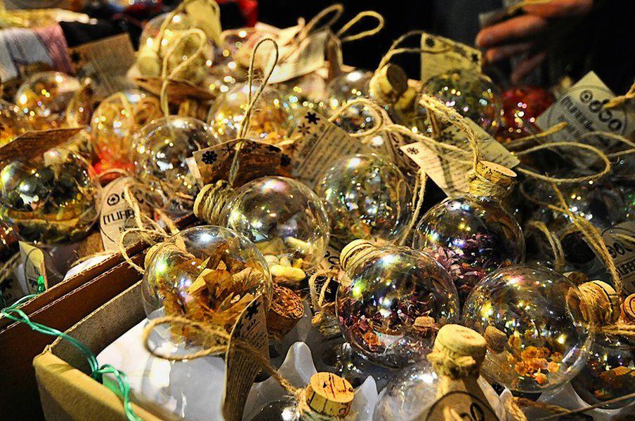 Рождественский LILLELYKKEMARKET