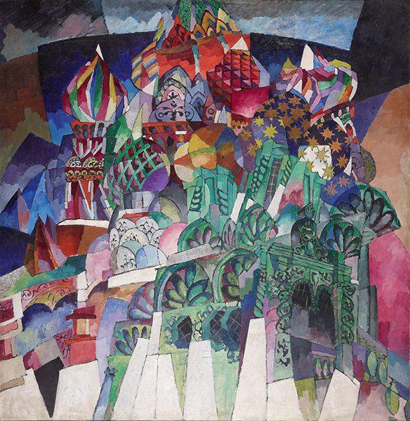 Выставка «Москва сквозь века»