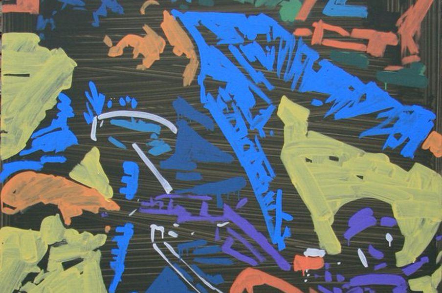 Выставка Николая Белоуса «Любовь и Мотоциклы»