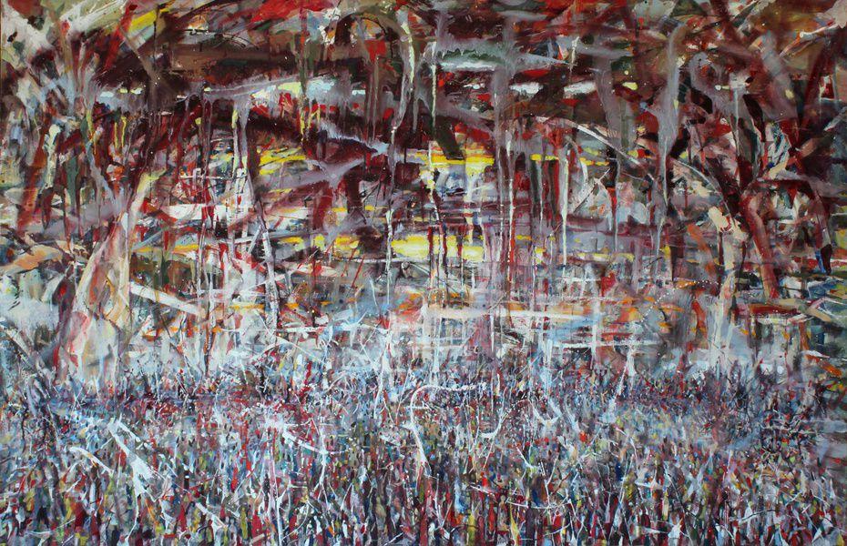 Выставка «Там, где кончается слово…»