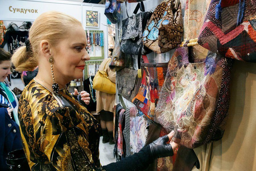 Выставка «Блошиный Рынок» на Тишинке