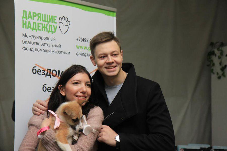 Благотворительная выставка-ярмарка приютских животных