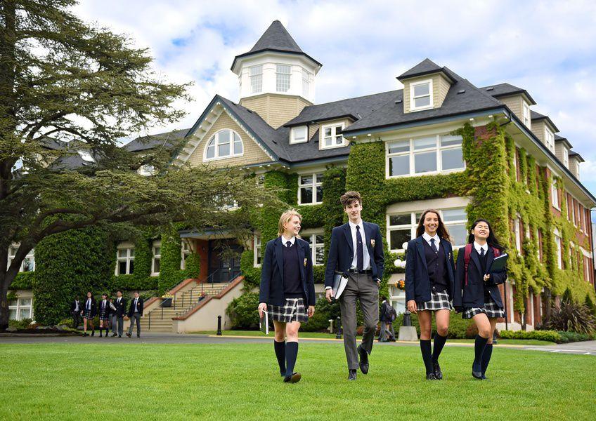 Выставка «Частные школы-пансионы Канады»
