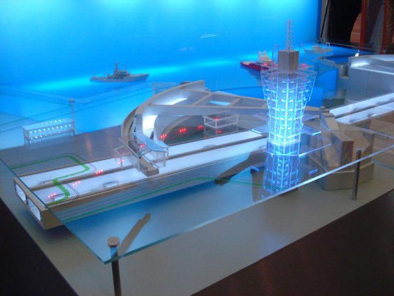 Международная выставка «Метро, мосты, тоннели 2015»
