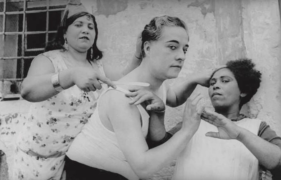 Выставка «Фотоальбом Анри Картье-Брессона. 1932–1946»