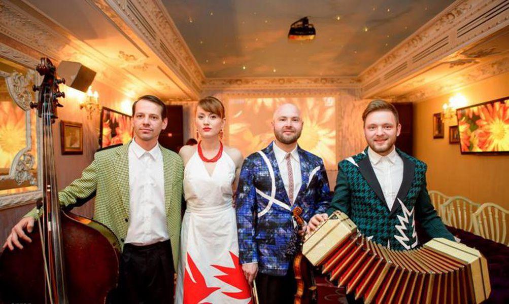Концерт виртуоз-оркестра Kiev Tango Project