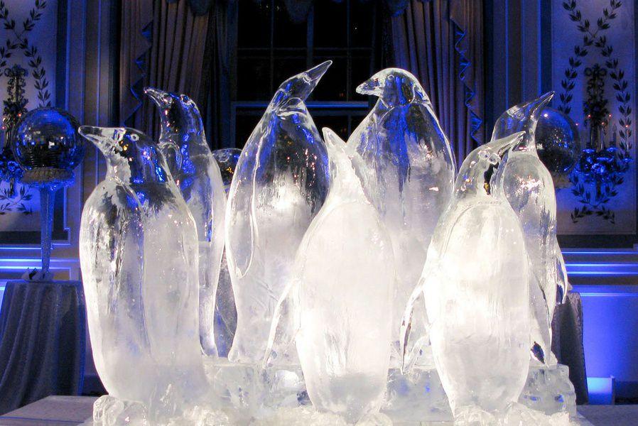 Ледяная галерея «Полярная звезда»