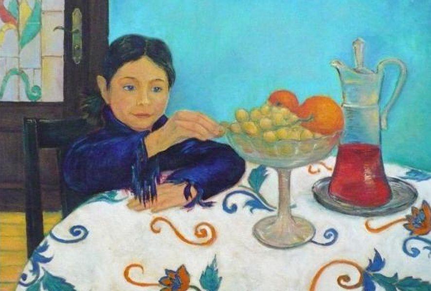 Выставка живописи Данилы Косилова