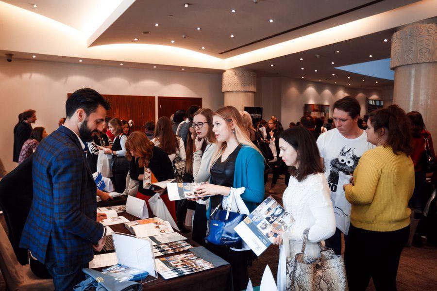 Выставка итальянского образования «Учись в Италии! Studiare in Italia»