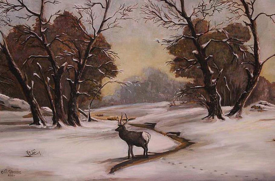 Выставка «Арт-ёлка»