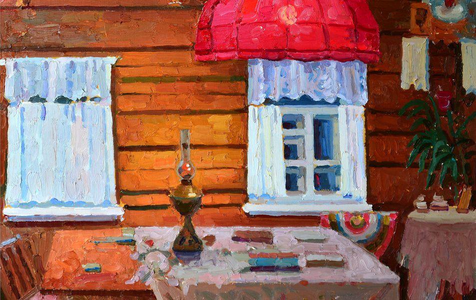 Выставка «Усадьбы и любимые места творчества русских писателей»