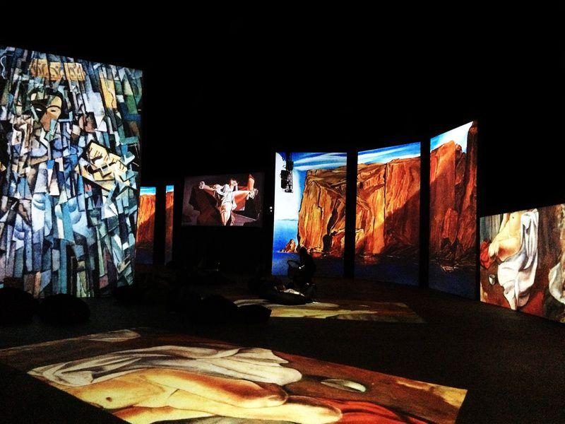 Выставка «Дали — живые сны»