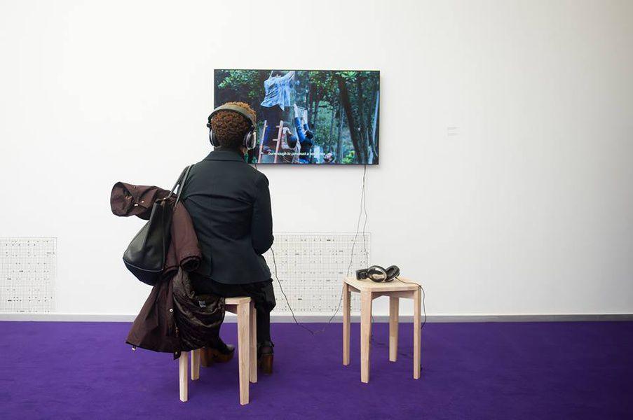 Выставка номинантов международной премии Future Generation Art Prize 2017
