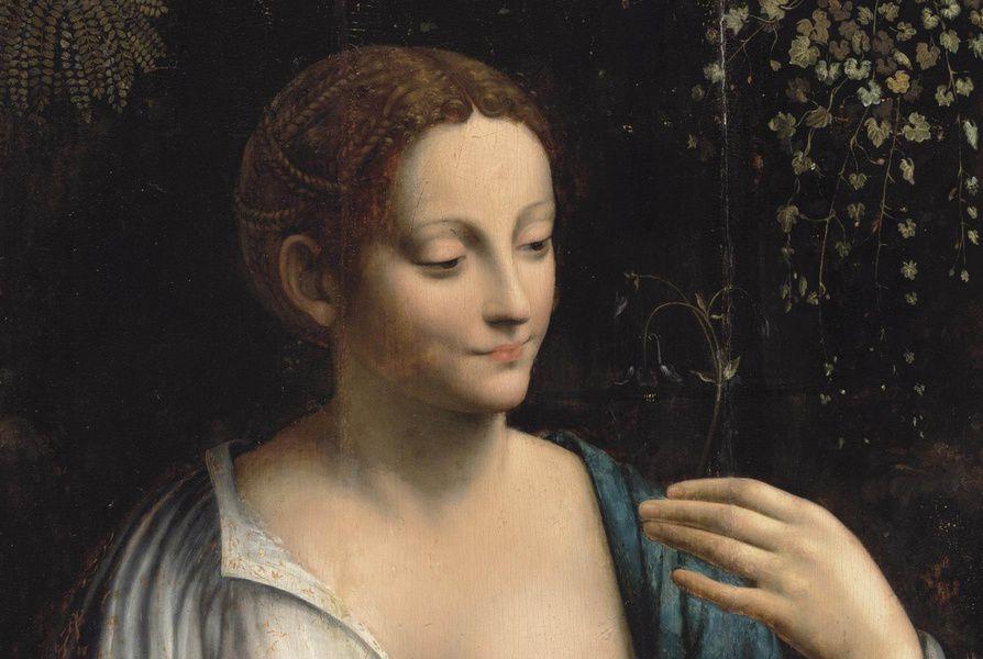 Выставка «Образы Флоры»