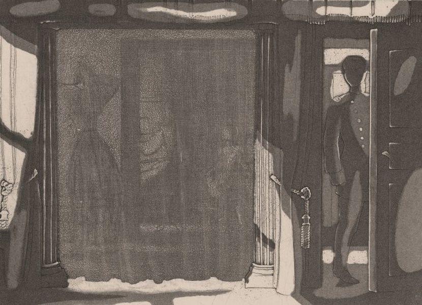 "Выставка «""Анна Каренина"". 120 акватинт Александра Алексеева»"