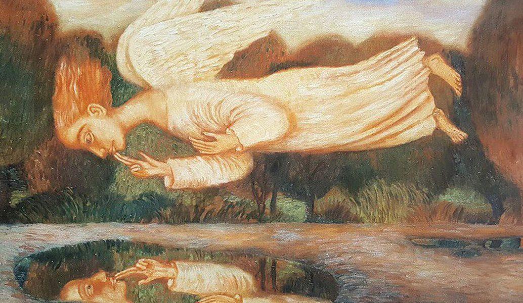 Выставка «Из жизни ангелов-хранителей»