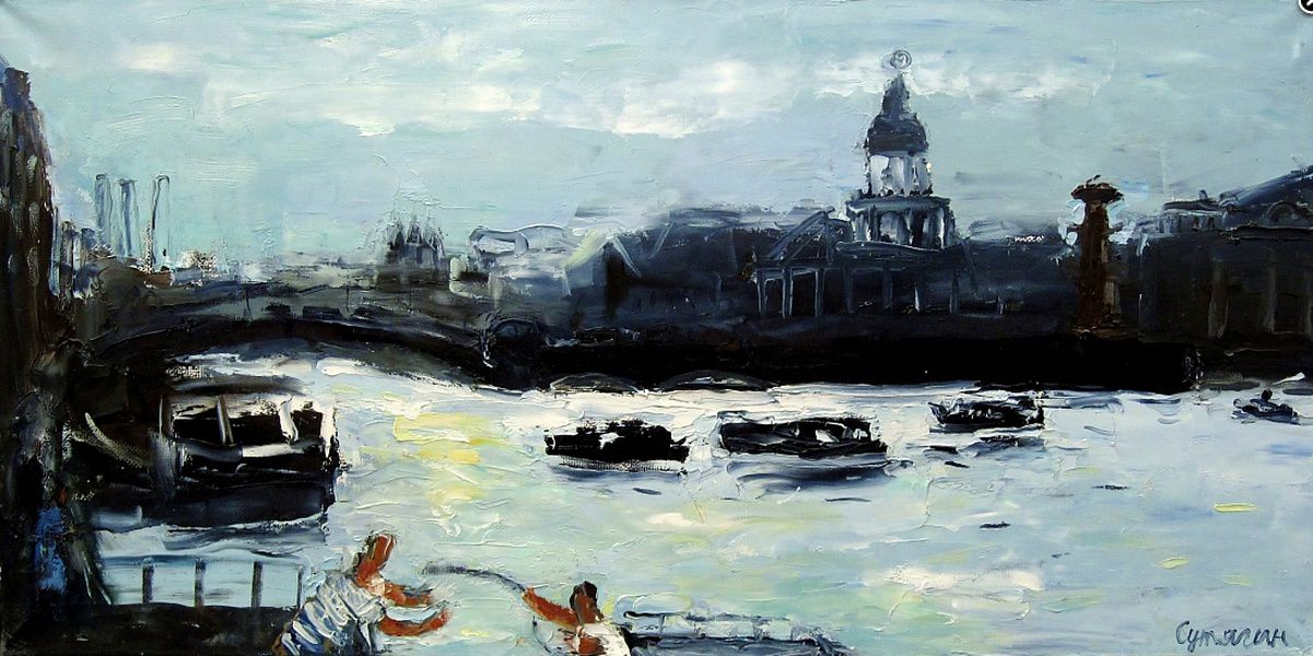 Выставка живописи Константина Сутягина
