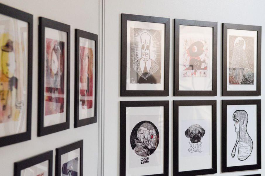 Международный фестиваль книжной иллюстрации «Морс»