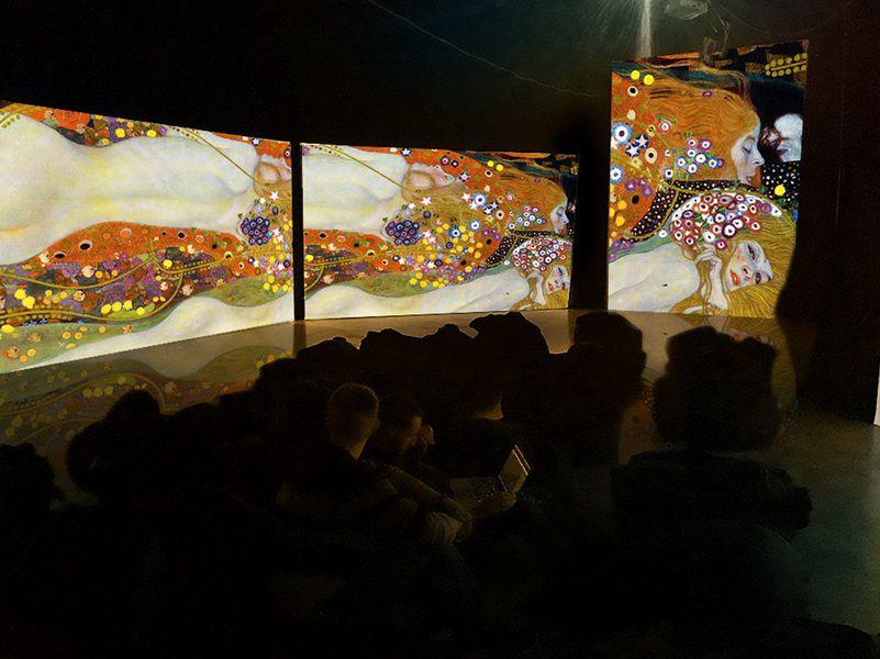Выставка «Климт — Ожившие полотна»