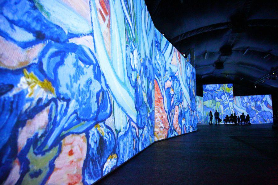 Мультимедийная выставка «Ван Гог. Ожившие полотна 2.0»