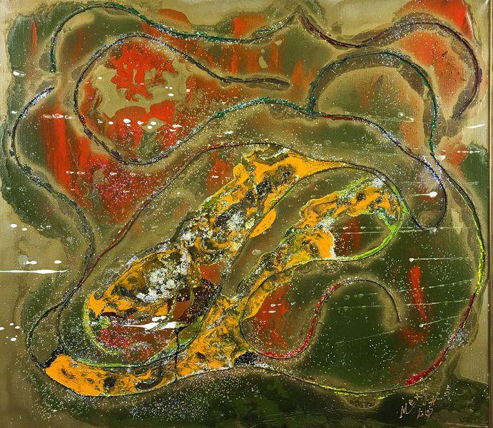 Выставка «Философия цвета — символы воплощений»
