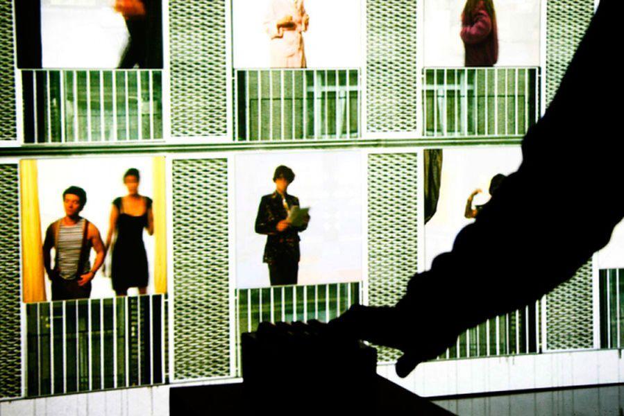 Выставка «10 инсталляций»