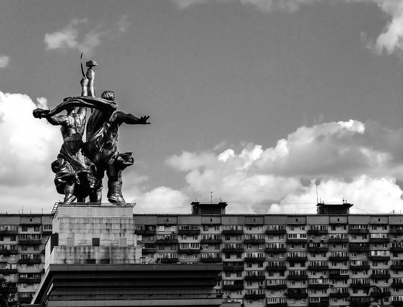 Выставка «Планета Москва»