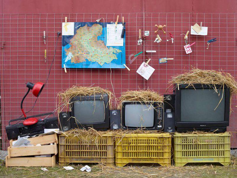 Выставка «Присутствие отсутствия, или Теория катастрофы»
